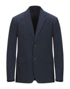 Пиджак THEORY. Цвет: темно-синий