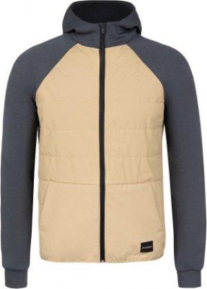 Легкая куртка мужская , размер 48 Demix. Цвет: бежевый