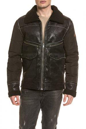 Jacket KHUJO. Цвет: black