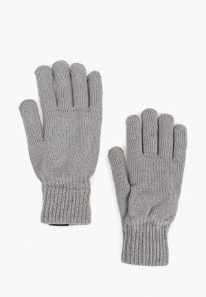 Перчатки Regatta Brevis Gloves. Цвет: серый
