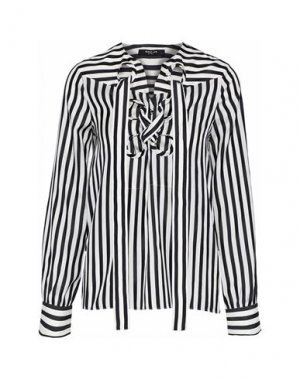 Блузка DEREK LAM. Цвет: черный