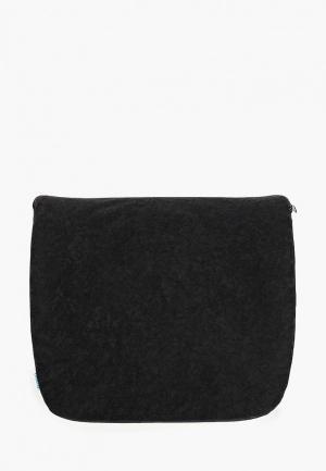 Подушка на стул Trelax SPECTRA. Цвет: черный