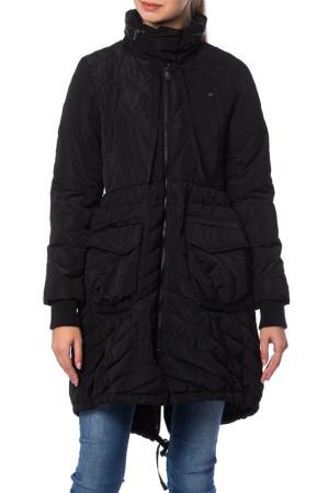 Куртка Gas. Цвет: черный