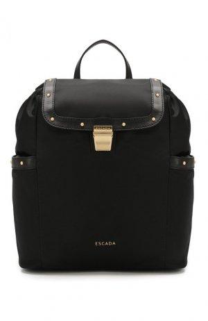 Рюкзак Escada Sport. Цвет: чёрный