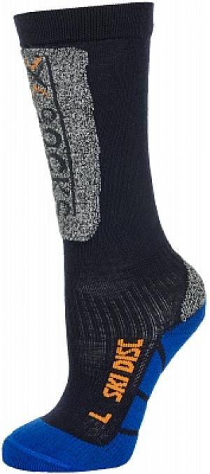 Гольфы детские , 1 пара, размер 31-34 X-Socks. Цвет: черный