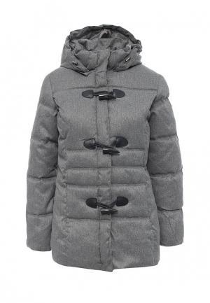 Куртка утепленная F5. Цвет: серый