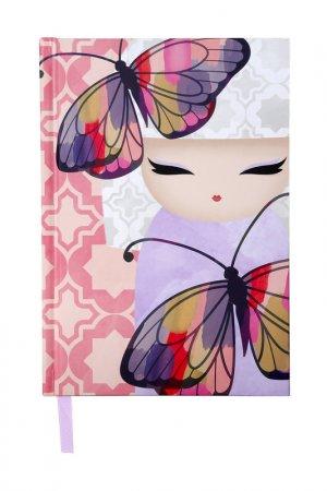 Записная книжка Ана Kimmidoll. Цвет: розовый