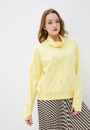 Худи adL. Цвет: желтый