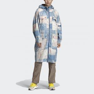 Парка Printed by Stella McCartney adidas. Цвет: разноцветный