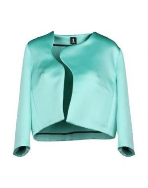 Пиджак 1-ONE. Цвет: светло-зеленый