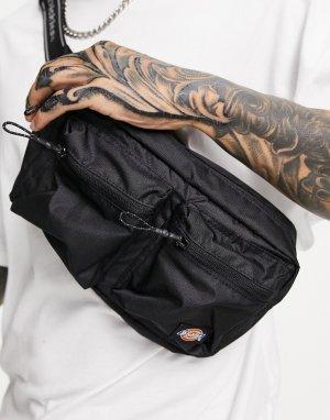 Черная сумка-кошелек на пояс Apple Valley-Черный цвет Dickies
