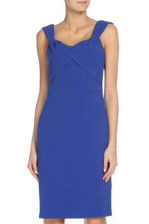 Платье Eva Franco. Цвет: синий
