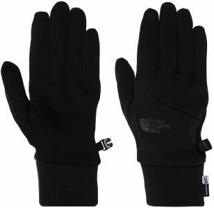 Перчатки мужские Etip, размер 8 The North Face. Цвет: черный
