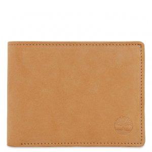 Кошельки Pass Case With Coin Pocket Timberland. Цвет: желтый