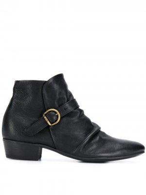 Ботинки Floid Fiorentini + Baker. Цвет: черный