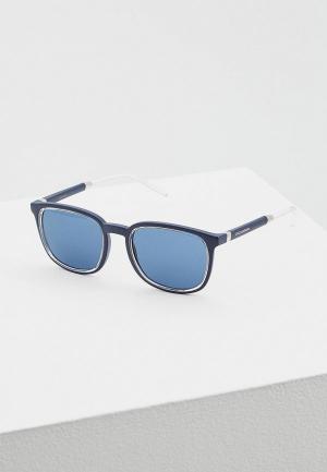 Очки солнцезащитные Dolce&Gabbana DG6115 309480. Цвет: синий