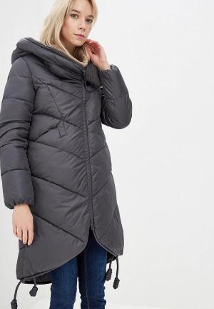 Куртка утепленная Acasta. Цвет: серый