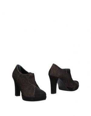 Ботинки ELATA. Цвет: черный