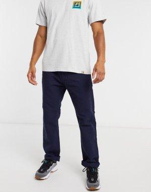 Темно-синие брюки -Темно-синий Carhartt WIP