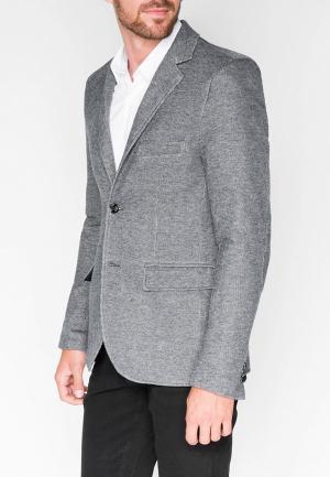 Пиджак Ombre. Цвет: серый