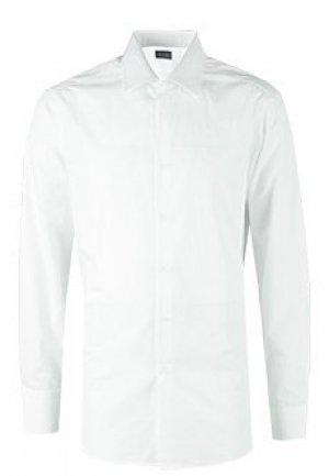Рубашка PAL ZILERI. Цвет: белый