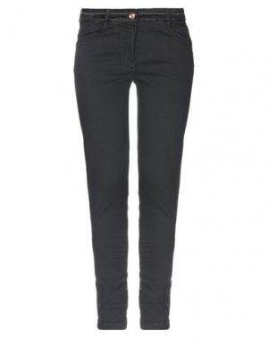 Джинсовые брюки COAST WEBER & AHAUS. Цвет: черный