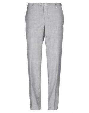 Повседневные брюки BOGLIOLI. Цвет: серый