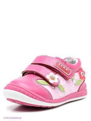Ботинки Dummi. Цвет: фуксия, розовый