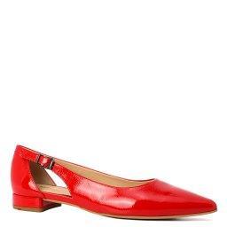 Туфли 19-561 красный LLOYD