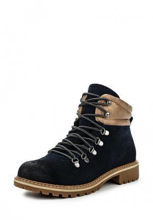 Ботинки Cooper CO296AWNIE69. Цвет: синий