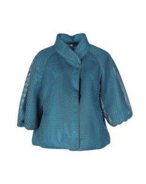 Пиджак [C] STUDIO. Цвет: цвет морской волны