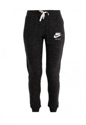 Брюки спортивные Nike WOMENS SPORTSWEAR VINTAGE PANTS. Цвет: серый