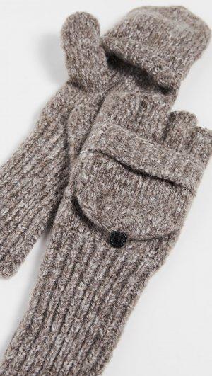 Knit Texting Mittens Carolina Amato