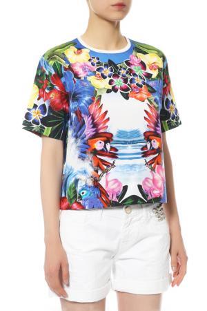 Блузка DSquared2. Цвет: none