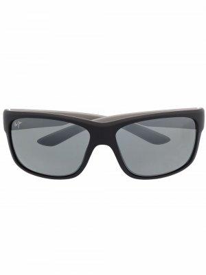 Солнцезащитные очки Southern Cross Maui Jim. Цвет: черный