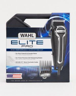 Набор для стрижки волос Elite Pro-Бесцветный Wahl