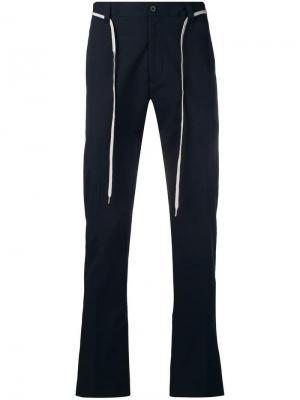Классические брюки чинос LANVIN