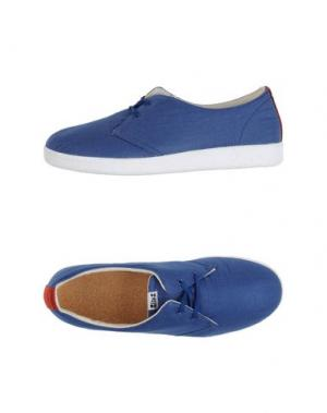 Низкие кеды и кроссовки ALIFE. Цвет: синий