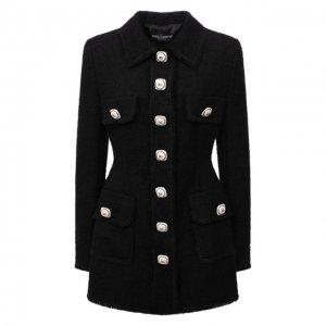 Жакет Dolce & Gabbana. Цвет: чёрный
