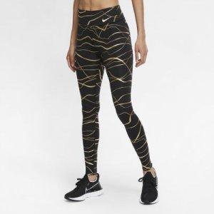 Женские беговые тайтсы Icon Clash Fast - Черный Nike