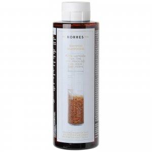 Шампунь для редких волос с рисовыми протеинами и липой KORRES Shampoo Rice Proteins and Linden For Thin Fine Hair (250 мл)