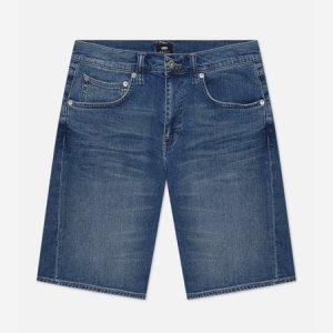 Мужские шорты ED-55 CS Night Blue Denim 11 Oz Edwin. Цвет: синий