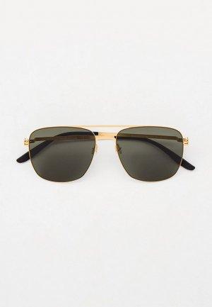 Очки солнцезащитные Baldinini BLD Lab 2022 MM 903. Цвет: золотой