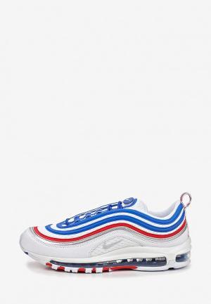 Кроссовки Nike MENS AIR MAX 97 SHOE. Цвет: белый