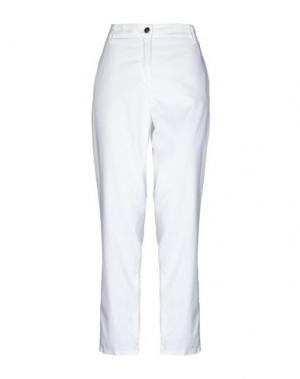 Повседневные брюки IRIS VON ARNIM. Цвет: белый