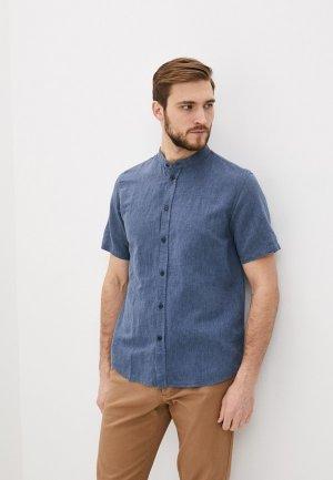 Рубашка Baon. Цвет: синий
