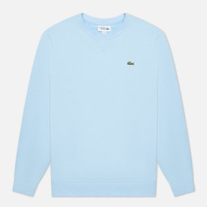 Мужская толстовка Sport Cotton Blend Fleece Lacoste. Цвет: голубой