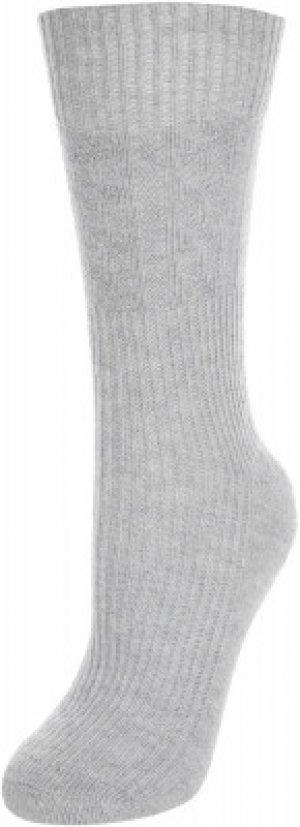 Носки женские , 1 пара, размер 35-38 Outventure. Цвет: серый