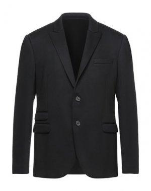 Пиджак NEIL BARRETT. Цвет: черный
