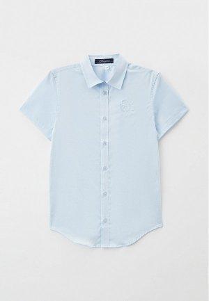 Рубашка Choupette. Цвет: голубой